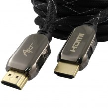 Kabel HDMI - HDMI 4k FULL HD 3D 5m v1.4 Złoty