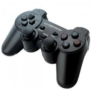GAMEPAD PAD KONTROLER DO PS3 PC WIBRACJE USB