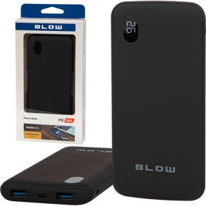 POWER BANK POWERBANK 16000mAh 2xUSB USB-C LED QC